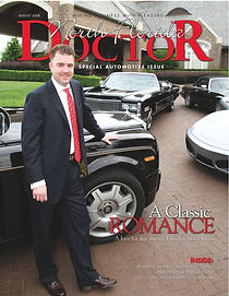 North Florida Doctor August 2008 Cover