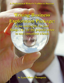 Writing Business Exploration Package