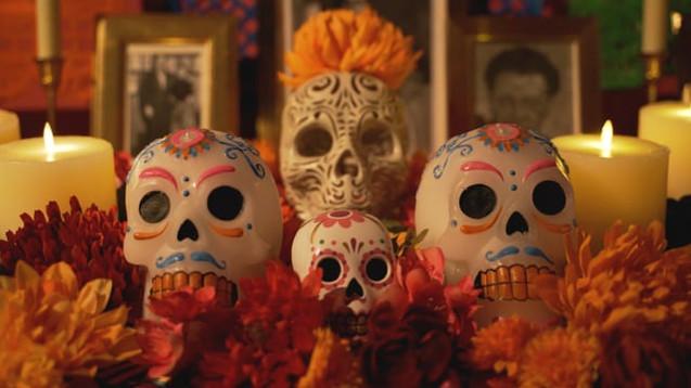 Día de los Muertos with Tajín
