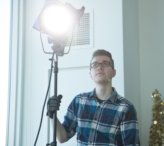 Editorial photo of behind the scene process of shooting a video commercial.jpg