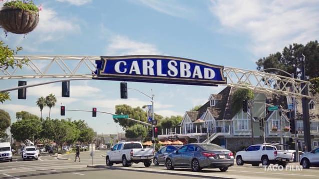 Promotional video for Beach Terrace Inn, Carlsbad CA