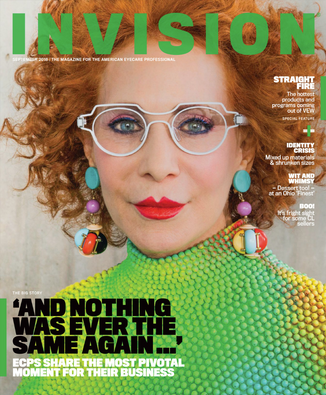 Official magazine cover photo