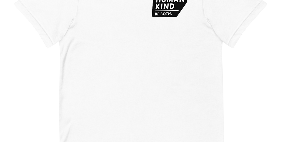 Humankind Be Both. II Unisex Tee By FVZ