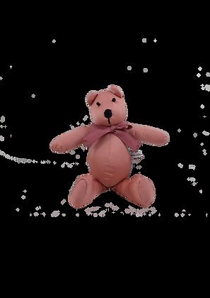 Silky satin Teddy Bear