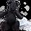 Thumbnail: Silky satin Teddy Bear
