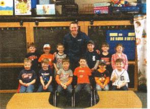 St Patrick School Foundation Quarterly Newsletter Quarter 1