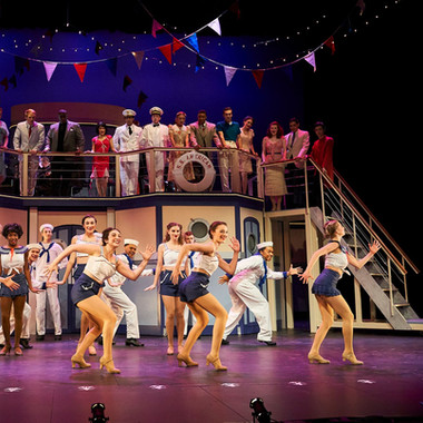 Charity, Anything Goes