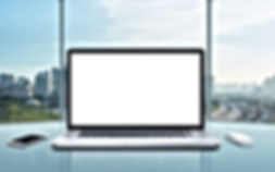 graphicstock-laptop-with-blank-screen-on