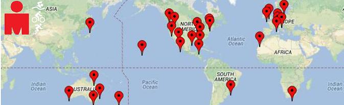 IronMan map