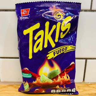 NEWS! TAKIS