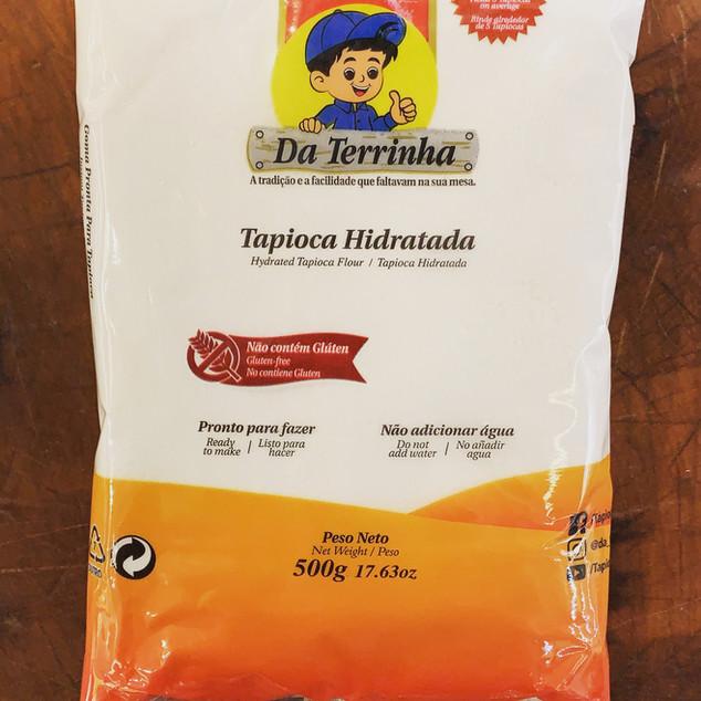 TAPIOCA HIDRATADA