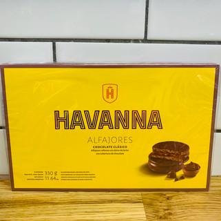 ALFAJORES HAVANNA CHOCOLATE