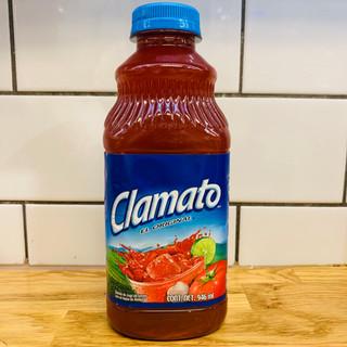 NEWS! CLAMATO