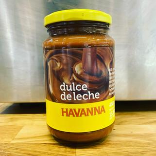 DULCE DE LECHE HAVANNA