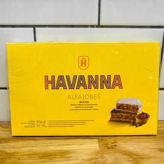 ALFAJORES HAVANNA MIXTOS