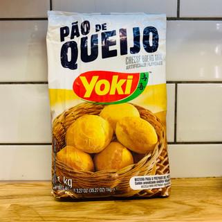 PAO DE QUEIJO 1 kg