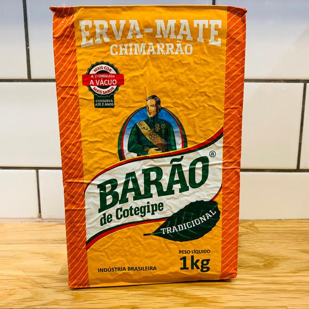 BARAO ERVA MATE 1KG