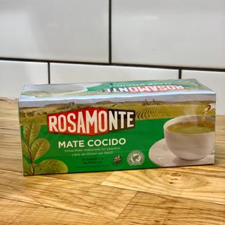 ROSAMONTE MATE COCIDO