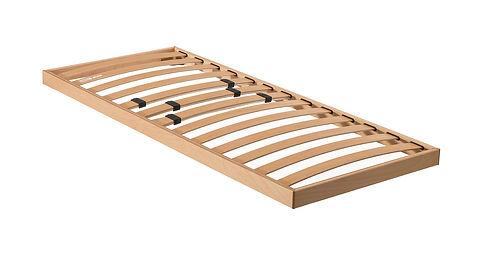 Sonnia, rete a doghe in legno