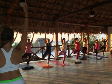 Expandiendo el Yoga Fuera del Tapete