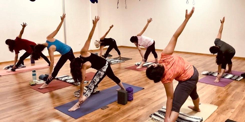 Taller de Introducción al Yoga