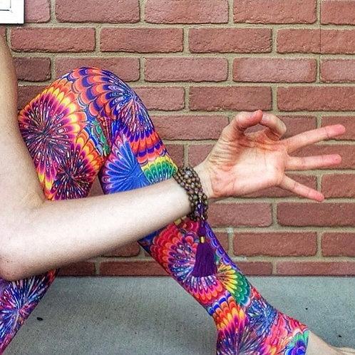 Legging Psychedelic