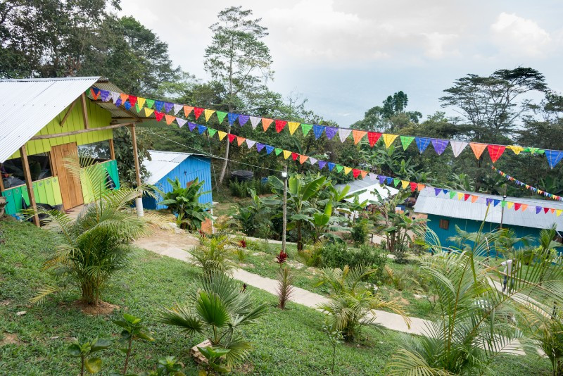 Finca Ambiwasi Colombia