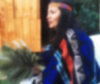 female shaman Jairzagua