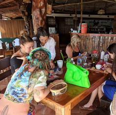 Restaurant Weaving