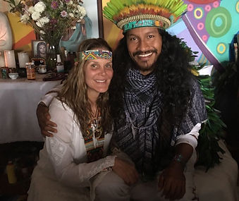 Taita Juanito & Donna Eldridge