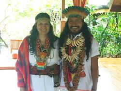 Taita Juanito and Jairzagua