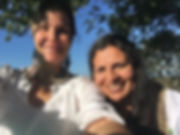 Donna Eldridge and Medcine Woman Jairzagua