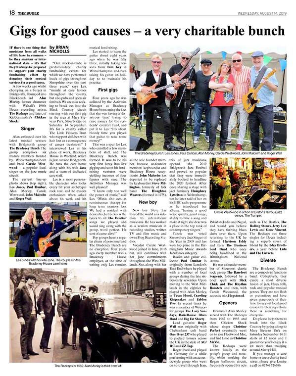 Bradeney Bunch News Story.png