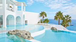 Greek luxury hotel