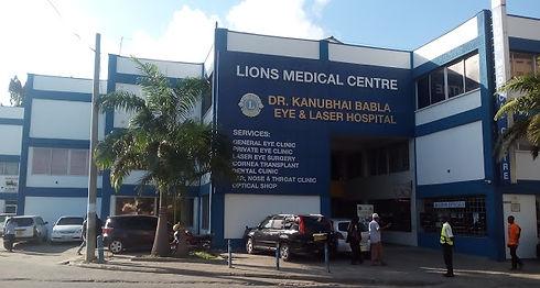 Lions Medical Centre- Eye and Laser Hosp
