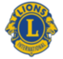 lions international logo - eye and laser