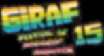 GIRAF 15 logo