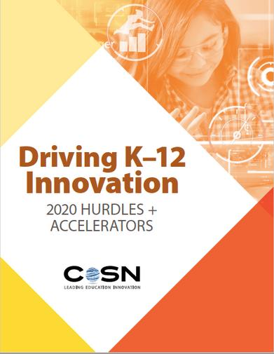 2020 Hurdles + Accelerators