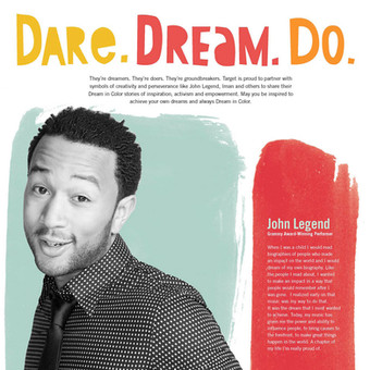 "Target's ""Dream in Color"" Program"