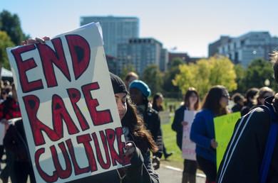 """Me Too"": Surviving, Connecting & Mobilizing to Dismantle Rape Culture"