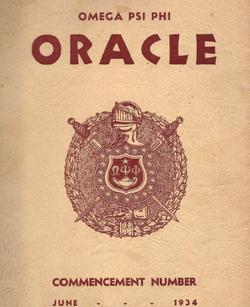 1934 Oracle