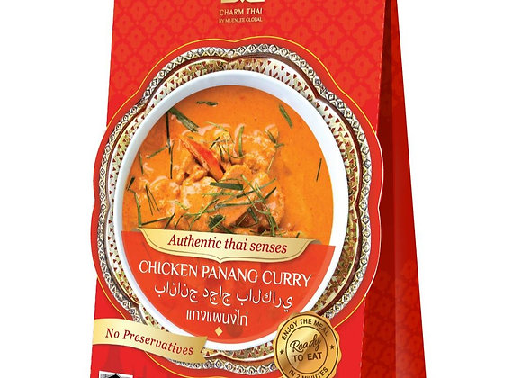 Ready to Eat Panaeng Curry; 100% Natural (170g.)