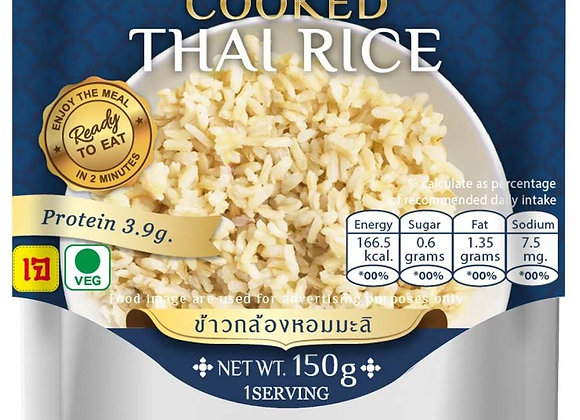 Ready to Eat Rice; 100% Natural No additive (170g.)