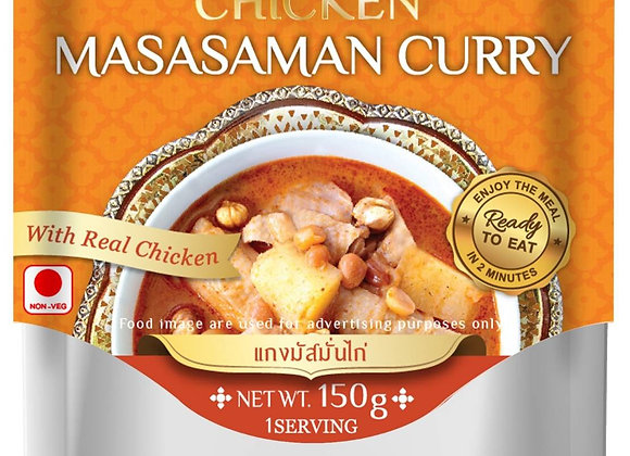 Ready to Eat Massaman Curry; 100% Natural No additive