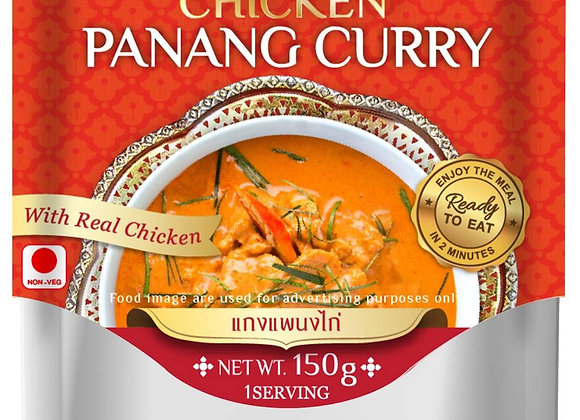 Ready to Eat Panaeng Curry; 100% Natural No additive