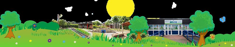 Dovecotes Primary School Banner