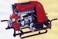 "15. Jul. 1966: Ankauf Motorspritze ""Automatic 75 VW"""