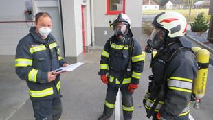 Atemschutz - Leistungstest (Finnentest)