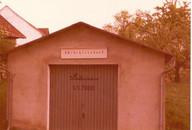 1969: Bau des neuen Feuerwehrhauses