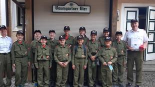 Feuerwehrjugend-Wissenstest (FJWT)